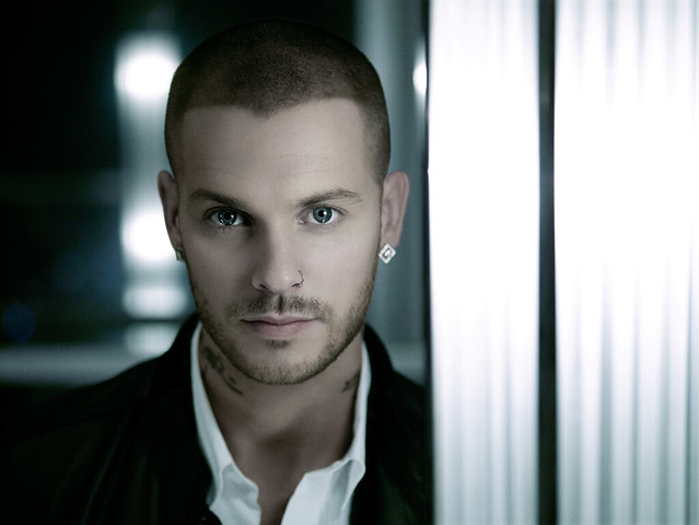 M.Pokora press photo