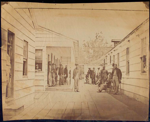 [Soldiers] Home,  New York Avenue [Washington, D.C.] [Group ...