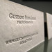 Gustavo Letterpress Business Cards by dolcepress