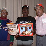 HONORING NEGRO BASEBALL LEAGUE GREATS