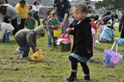 Daycare Egg Hunt