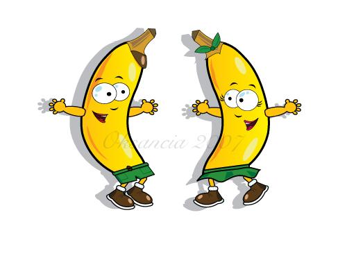banana cartoon funny - photo #25