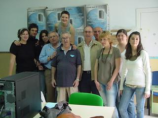 Taller de voluntariado en nuevas tecnologías