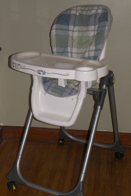 Evenflo Easy Fold High Chair