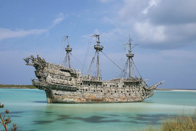Davy Jones's Ship