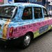 Periodic Table on a taxi by geofones