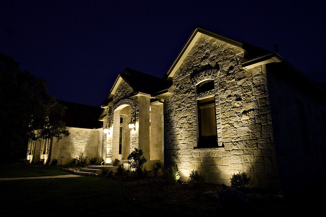 0020 installation 06 flickr photo sharing - Basic advantages of using led facade lighting for your home ...