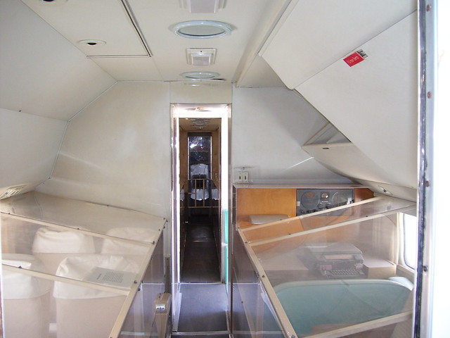 Kennedy 39 S Air Force One On The Inside Flickr Photo