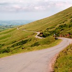 By the side of Hay Bluff