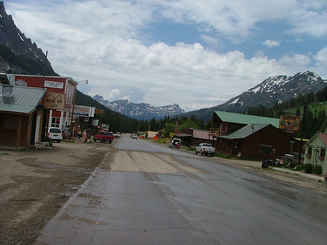 Cooke City Motels