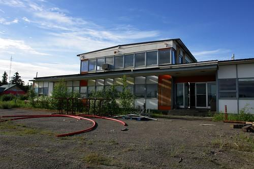Old McGrath Airport