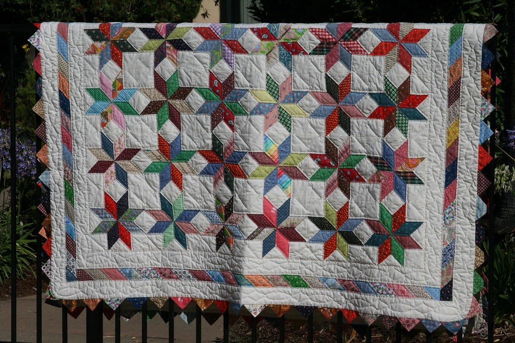 Quilt Patterns For Wedding Gifts : Wedding Gift from my Grandmother > amy a la mode