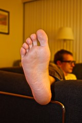 sole, yellow, limb, leg, foot, toe,