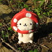 Mushroom in the Garden by ThisWorldFloats