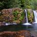 Waterfall on Portland Creek