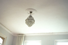 daylighting, light fixture, molding, ceiling, plaster, lighting,