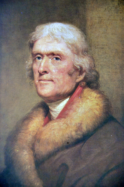 a biography of thomas jefferson the third president of the united states of america The american philosopher and statesman thomas jefferson was the first  secretary of state, the second vice president, and the third president of the united .