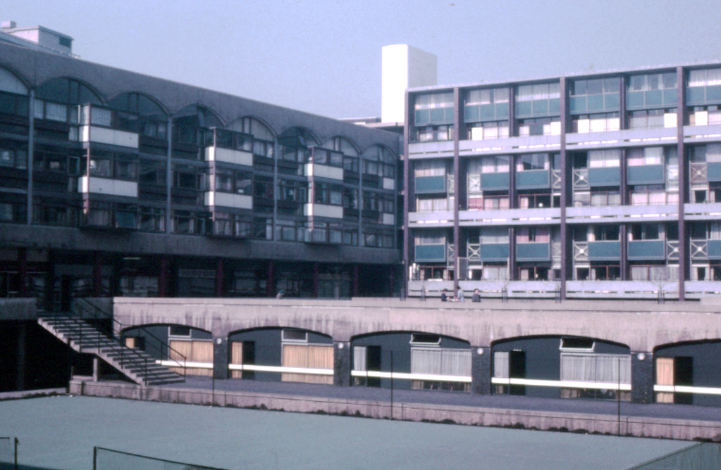 Golden Lane Estate, London