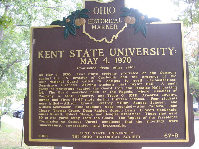 Kent State University Shooting 2