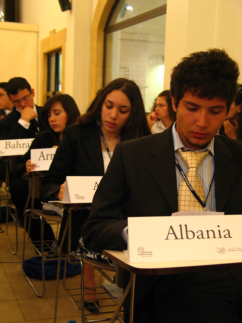 Model UN Website Slideshow
