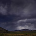 Storm Over Nevada Mountains