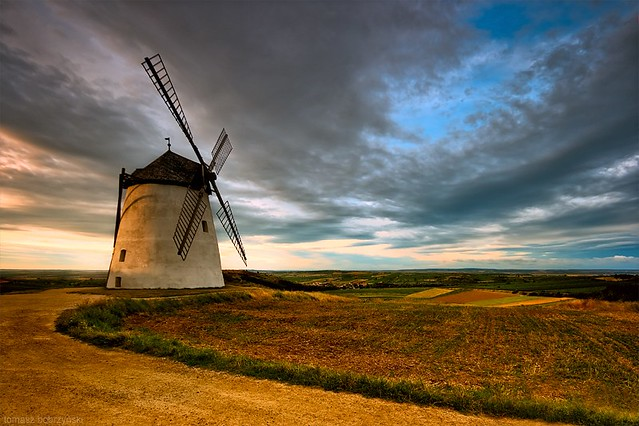 From the Dreams of Windmills