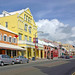 Downtown Hamilton, Bermuda by nelights