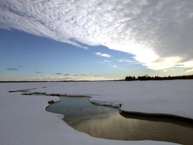 Winter breaking by ARD