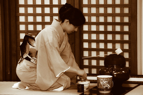 Japanese Tea Ceremony (Usucha)