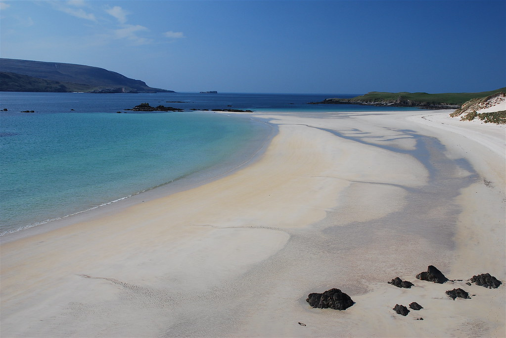Balnakeil Bay пляж