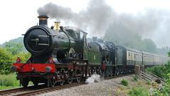 Gloucestershire & Warwickshire Railway.