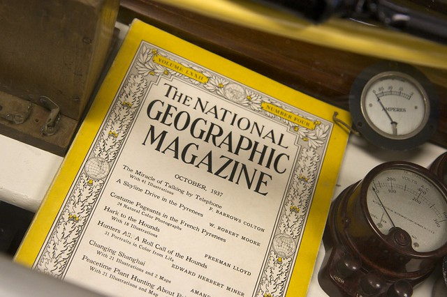 National Geographic ca. 1937
