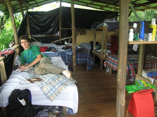 Dorm Beds at Villas Matatal