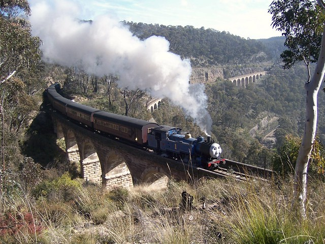 thomas zig zag railway lithgow smle - photo#10