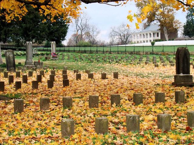 McGavock Cemetery - Carton Plantation