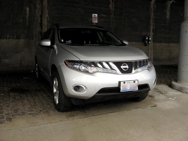 2009 Nissan Murano 2
