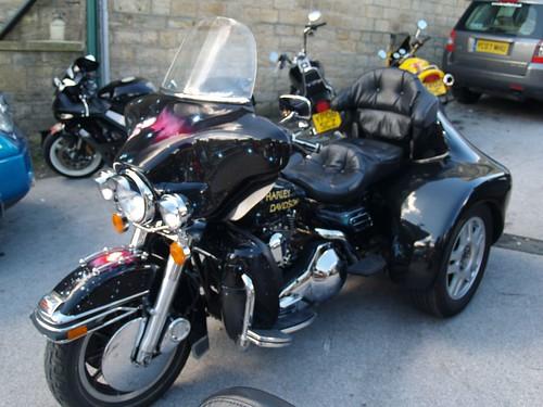 Harley Davidson Trike Baildon Sunday