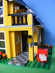 lego, dollhouse, toy,