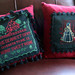 Vintage Embrodiery Pillows