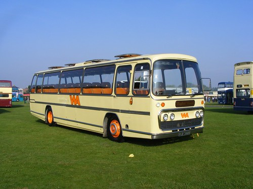 Wallace Arnold Coach Tours Uk