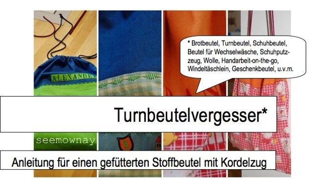 Turnbeutel.