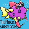 themagicguppy.com logo