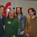 Milton at WFUV with Darren DeVivo