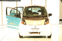 tata nano(0.0), microvan(0.0), sedan(0.0), automobile(1.0), mitsubishi i miev(1.0), mitsubishi i(1.0), vehicle(1.0), mitsubishi(1.0), city car(1.0), land vehicle(1.0),