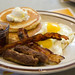 free grand slam breakfast from dennys
