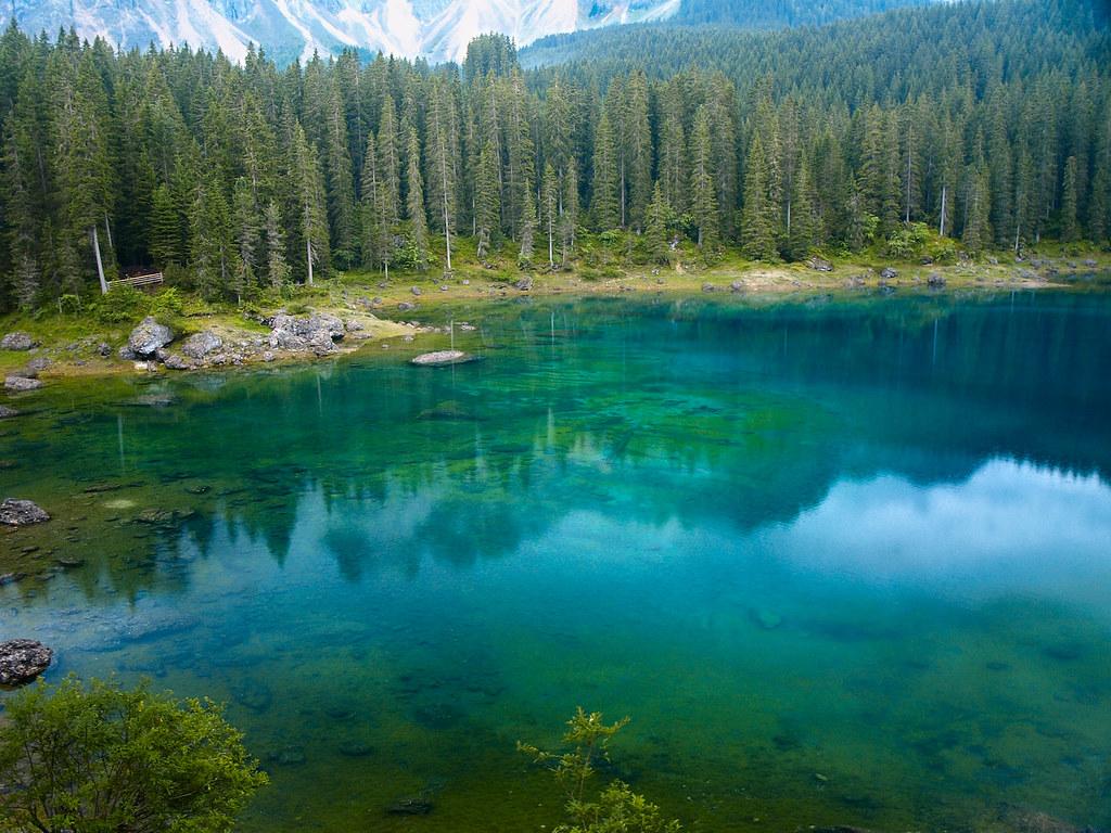 Karersee - Lago di Carezza