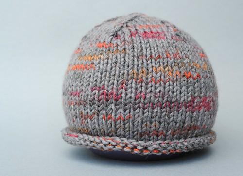 Urban Sunset Baby Beanie