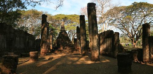 Wat Khok SingKaram, Си Сатчаналай