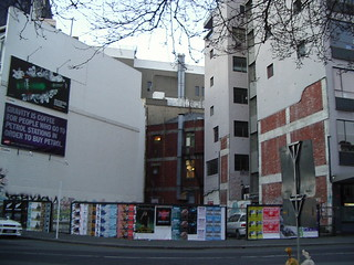 Christchurch, Corner of Manchester St and High St, c.2007