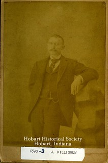 John Killigrew, Sr., 1890-1893